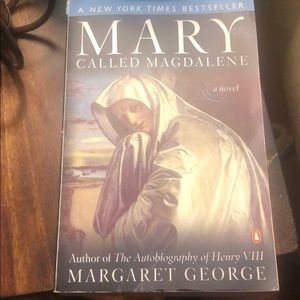 Book- Mary Called Magdalene